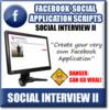 Thumbnail Facebook Social Interview II - Viral Facebook Application